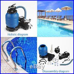 pool pumpen sandfilter