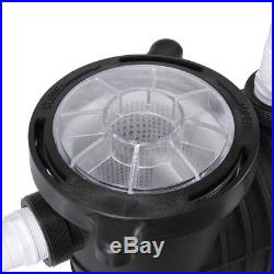2HP 110-120V In-Ground Swimming Pool Pump Motor Strainer Above Ground UL Listed