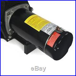 2HP In Ground swimming spa Pool Pump 5850 GPH dual voltage motor 2 thread npt