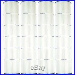 4 Pack Pleatco PCC130 Filter Cartridge Pentair Clean & Clear 520 R173578 C-7472