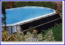 4'x12' Swimming Pool Solar Heater Panel ROOF MOUNTABLE