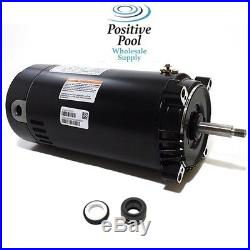 Ao Smith Century 1 HP Ust1102 Pool Pump Motor For Hayward Free Seal