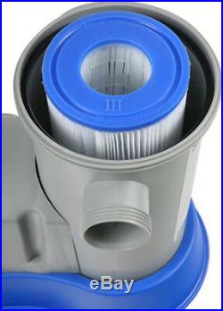 Coleman Type III A/C Pool Filter Pump Replacement Cartridge, 6-Pack 90307