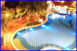 EPISTAR OVER 50,000+hours Spa LED Swimming Pool Light 12V 50t Cord V PENTAIR