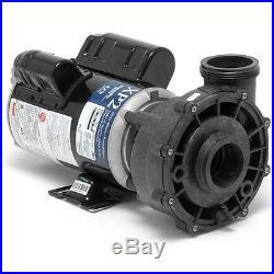 Gecko Aqua-Flo Flo-Master XP2 48-Frame 2 HP Dual-Speed Spa Pump 06120500-2040