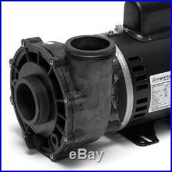 Gecko Aqua-Flo Flo-Master XP2e 3 HP Dual Speed 56 Frame Spa Pump 0533401
