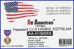 Hayward 1500XS, Xstream, CCX1500RE, Unicel C-8316, PXST150, Filter Cartridge