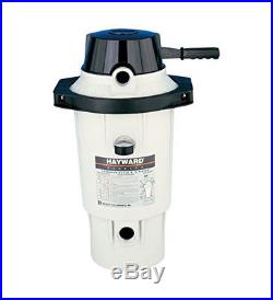Hayward EC40AC Perflex DE Diatomaceous Earth In Ground Swimming Pool Filter