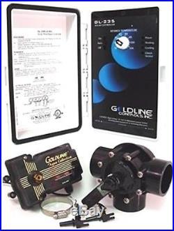 Hayward Goldline GLC-2P-A Goldline Pool Solar Panel Controller GL-235 New 2018