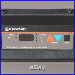 Hayward H400FDP H-Series, Low NOx, 400K BTU, Propane Pool Spa Heater