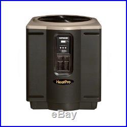 Hayward Heat Pro 125k BTU In-Ground Swimming Pool Heat Pump HP21254T Square