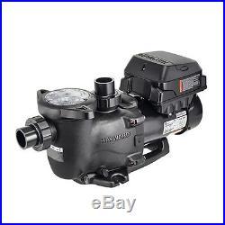 Hayward MaxFlo VS Variable Speed 230V Energy Star Certified Pool Pump SP2303VSP