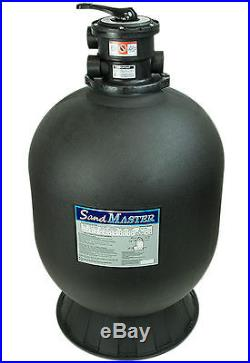 Hayward SM2506T SandMaster In-Ground Swimming Pool Sand Filter with SP0714T Valve