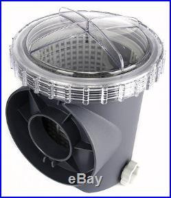 Intex Krystal Clear 2800 GPH Above Ground Pool Sand Filter Pump 28647EG