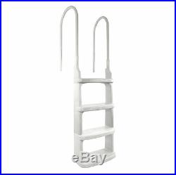 New Main Access 200200 Easy Incline Above Ground In-Pool Swimming Pool Ladder