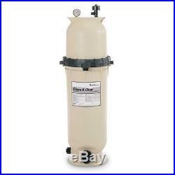 Pentair 160317 Clean & Clear 150 Sq Ft Pool & Spa Cartridge Filter
