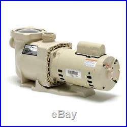 Pentair 340039 SuperFlo 1.5 HP Single Speed Pool Pump