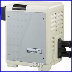 Pentair 460733 MasterTemp 250K BTU LP Propane Gas Low NOx, Pool Spa Heater