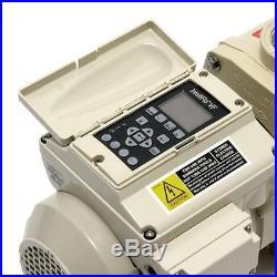 Pentair Intelliflo 3 HP Variable Speed Swimming Pool Pump Timer 011018 Was VS305