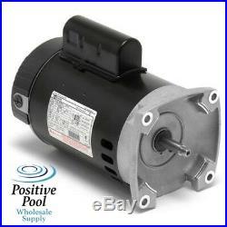 Pentair Whisperflo WF-26 Replacement Pump Motor 1.5HP B854 B2854