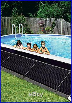 SunHeater 2'x10' 20 sq ft Solar Heater Panel For Intex Above Ground Pools S210U