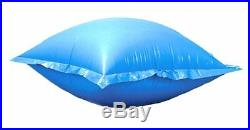 Swimline 24 Ft Round Pool Cover, Three 4'x4' Air Pillows and Winterizing Kit