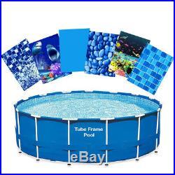 Tube Frame Pool Liner Relining Kit Intex Pool Sizes 12' 15' 16' 18' 22' 24