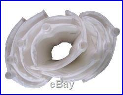 UNICEL D. E. FS-2004 Filter Grids Set 48 Sq Ft Hayward Pac-Fab 7 Full + 1 Partial