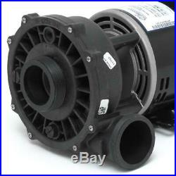 Waterway 3722021-1D Executive 56-Frame 5HP Dual-Speed Spa Pump