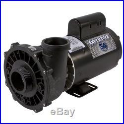 Waterway Executive 56-Frame 4HP Dual-Speed Spa Pump 3721621-13