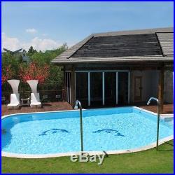 XLong Inground Above Ground 4'x10' Solar Energy Swimming Pool Sun Heater Panel